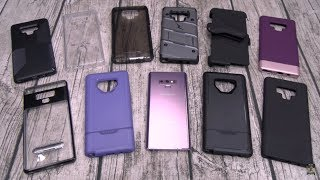 Samsung Galaxy Note 9 Cases - Speck, Zizo and Encased
