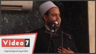 بالفيديو.. إمام مسجد