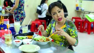 NMAVVN   Cùng Việt Hương Thưởng Thức Bánh Tằm Cay Ông Đạo - Cà Mau
