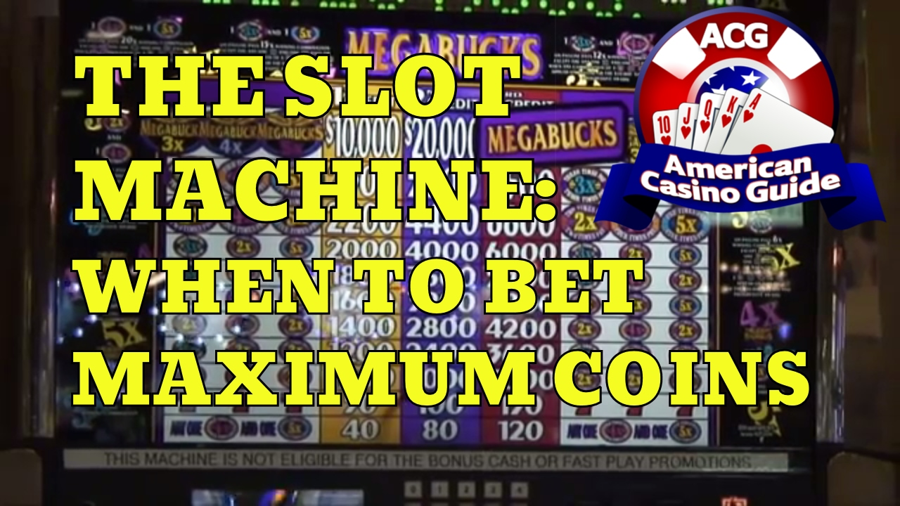 best machines to play at casino