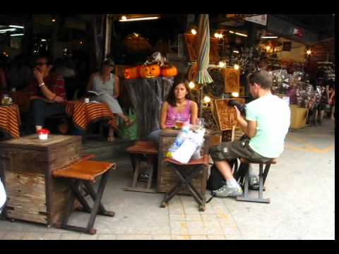 Chatuchak Weekend Outdoor Market – Phil in Bangkok Oct 31st Happy Halloween!!!
