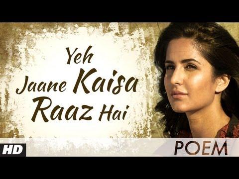 Zindagi Na Milegi Dobara Farhan Akhtar Poem - 4 | Ye Jaane Kaisa...