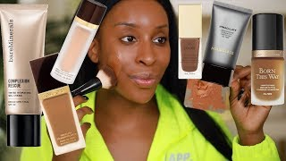 I Mixed Every Single CHESTNUT Foundation Ever Made Together | Jackie Aina