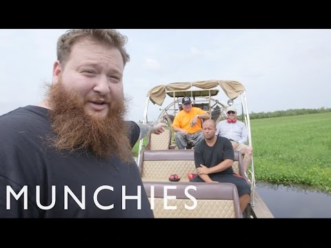 Lamb Necks, Alligators, and the Blues: Fuck, That