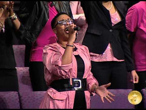 Mt. Zion Mass Choir Ministering