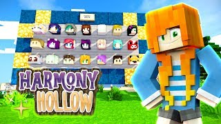 WELCOME BACK! | Minecraft: Harmony Hollow S4 - Ep.01 | Marielitai Gaming