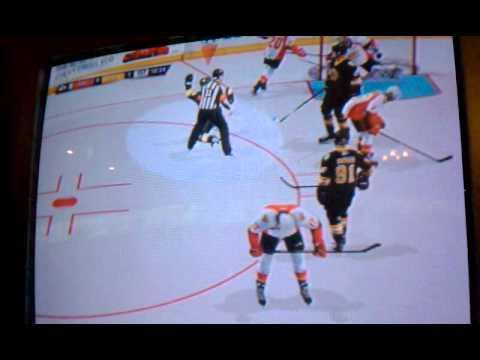 Boston Bruins real goal horn in NHL 11
