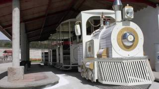 Trackless Trains, Electric, Kiddie  Mall Train, Children kids song, Toy, TRAINS-FORMERS  - Party