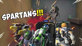 May Lahing Spartan! (ROS Funny Moments)