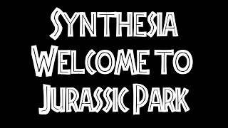 Synthesia - Jurassic Park Theme - Transcription