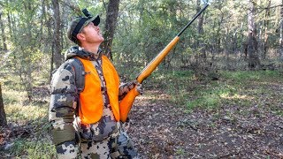 Hunting New Public Land (Squirrel & Rabbit Hunt)