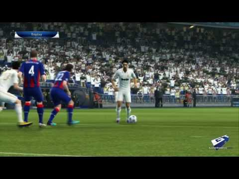 Pro Evolution Soccer 2012 - GameTrailers Review