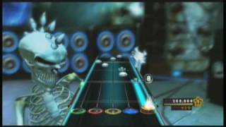 Vídeo 156 de Guitar Hero