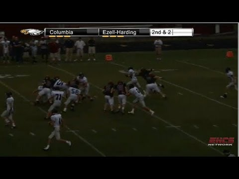 Football Vs. Columbia Academy