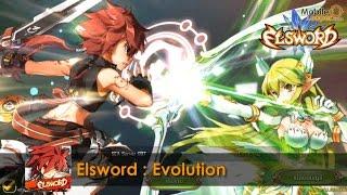 [เกมมือถือ] Elsword Evolution แนว Action RPG มุมมองด้านข้าง ภาพกราฟิกสวยงามน่ารักที่ต้องลอง