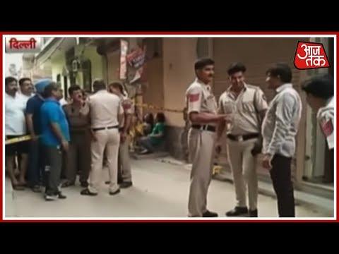 Delhi  के बुराड़ी से एक घर से मिले 11 शव, कुछ लोगों के शव के हाथ-पैर बंधे हुए थे | Breaking News