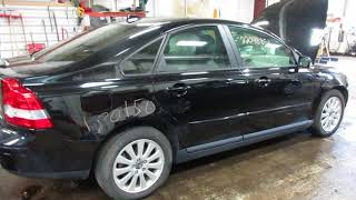 Parting out a 2005 Volvo S40 - 180150 - Tom's Foreign Auto Parts