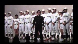 第2部 早稲田大学 野球部壮行会