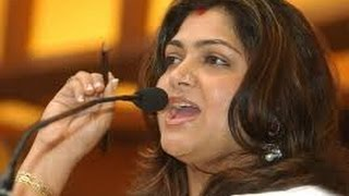Kushboo Comments on Rajinikanth Political Entry | Congress | Hot Cinema News