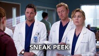"""Grey's Anatomy 14x12 Sneak Peek """"Harder, Better, Faster, Stronger"""" (HD) Season 14 Episode 12"""