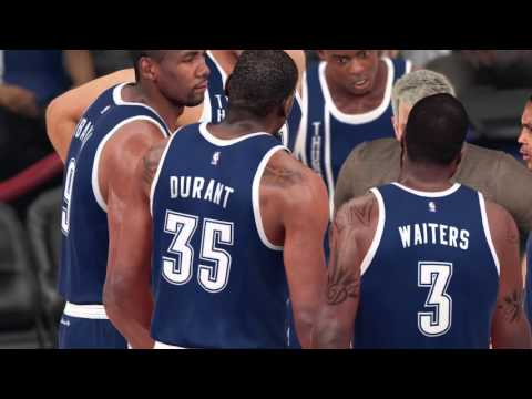 NBA 2K16 GAMEPLAY!!!