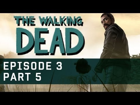 Walking Dead - Episode 3: Long Road Ahead Part 5