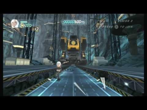 Classic Game Room HD - MONSTERS VS. ALIENS for Wii review