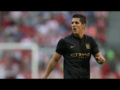 Stevan Jovetić ● Jo-Jo ● Welcome to Manchester City