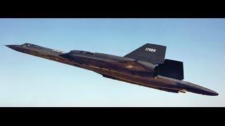 Lockheed SR-71 Blackbird Fastest Jet in the World Full Documentary