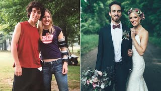 Man Marries Woman Who He Says Stopped Him From Committing Suicide