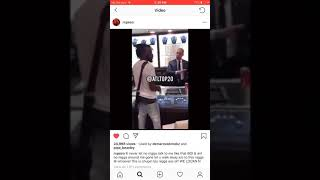 Hoodrich Pablo Juan gets punk by street nigga