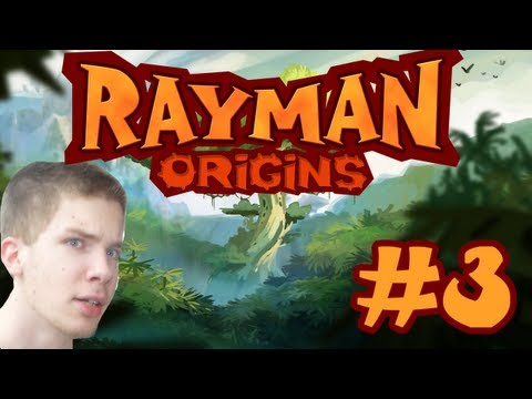 Rayman Origins #3- Doe de Globox dans!