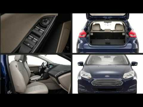 2017 Ford Focus Electric Video