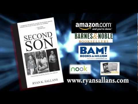 Ryan talks about his memoir, Second Son