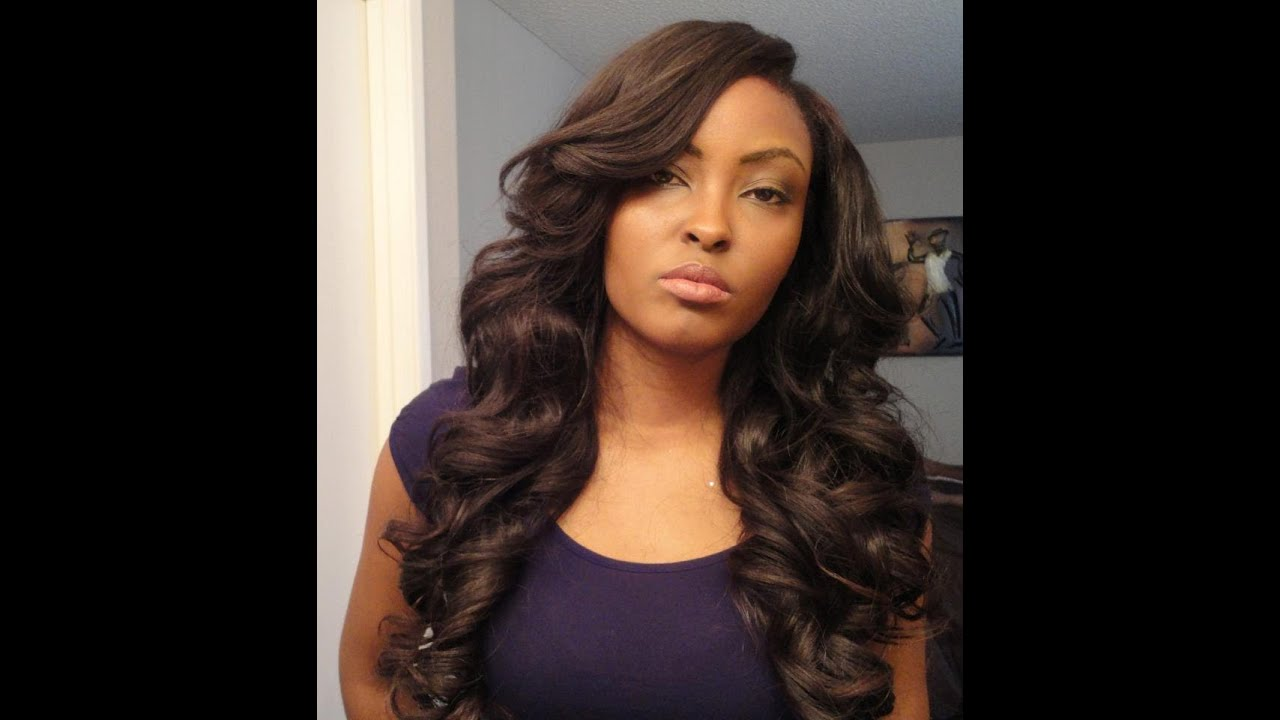 GenesisVirginHair Brazilian Straight Installing/initial review - YouTube