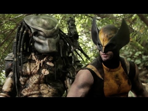 Wolverine Vs Predator - Super Power Beat Down (episode 9) video