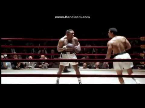 ALI movie (Muhammad Ali vs Sony Liston)
