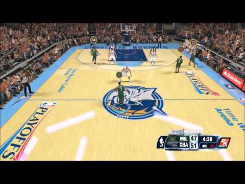 NBA 2K14 MyGM Bucks- FINALE- Championship Run!