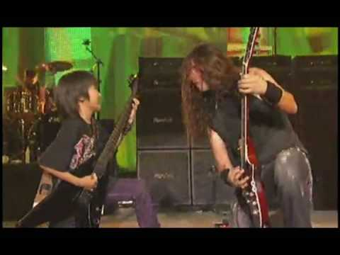 BLIZZCON 09' ** Ozzy ** Crazy Train ** Featuring 9 year old guitarist Yuto Miyazawa