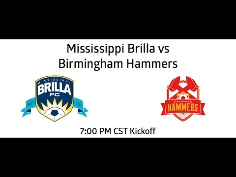 Mississippi Brilla FC vs Birmingham Hammers - May 16, 2015
