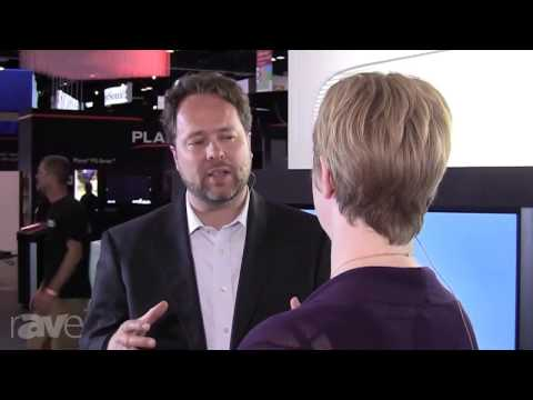 InfoComm 2013: Cisco Interview With Snorre Kjesbu