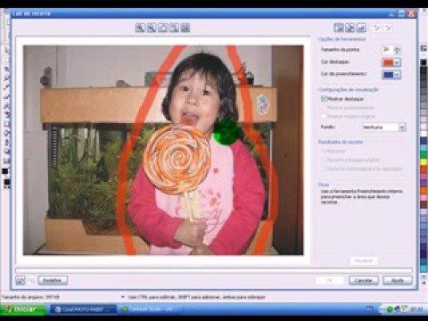 Video-aulas Suite Corel (Draw x Photopaint) - Aula 74