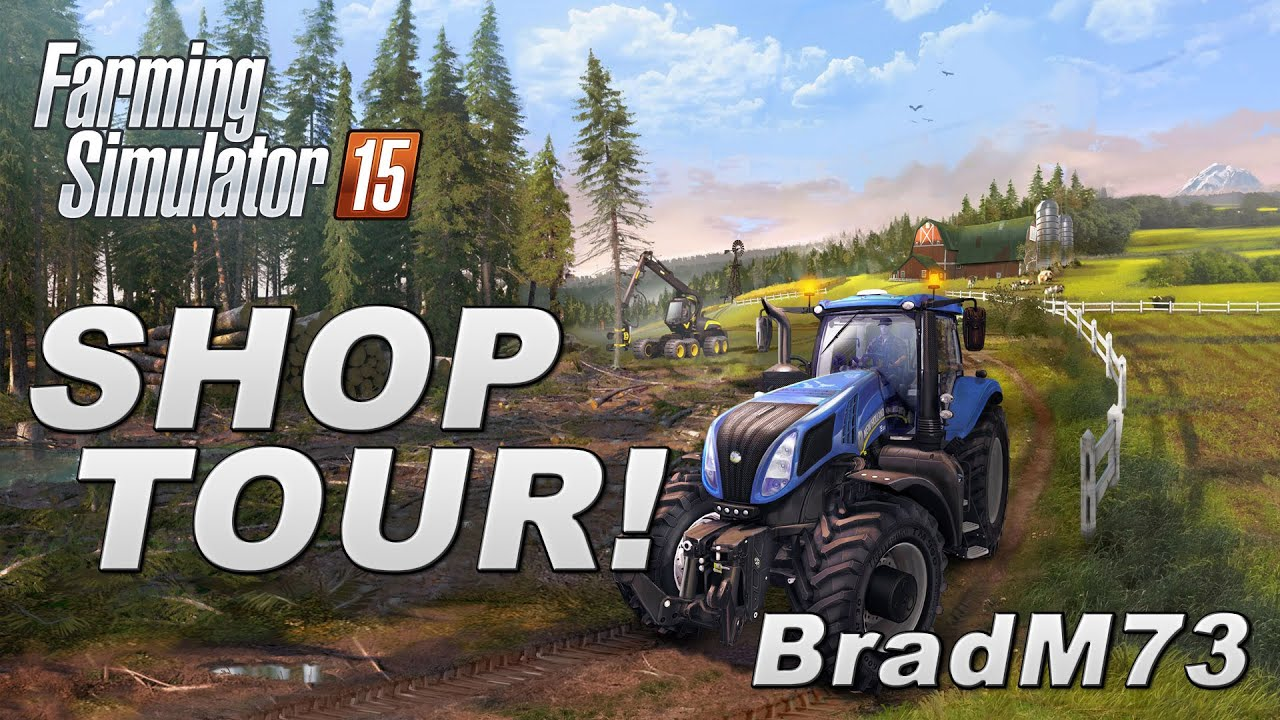 Farm Shop Farming Simulator 2013 Farming Simulator 15 Farm