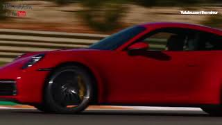 PORSCHE 911 (992) – Test Drive on Track