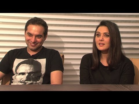Watch If You Pay Me, I Am A Great Actor - Preity Zinta
