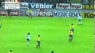 Pedazo de gloria - Argentina 0 vs Colombia 5