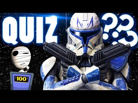 Das große STAR WARS Quiz 🤔 35 Fragen zu Filmen, Serien & Spielen! - Quiz deutsch