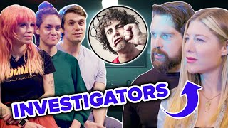 Private Investigator Guesses Who's Lying: Embarrassing High School Stories Edition