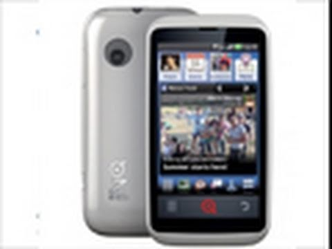 INQ Cloud Touch Facebook Phone Launch April 6 In UK! Android 2.3, Facebook Optimized & More!
