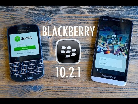 BlackBerry 10.2.1 Review